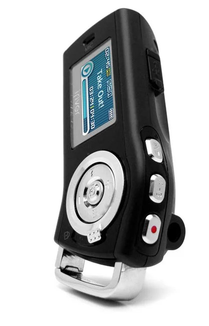iRiver T10 2GB MP3 Player with FM Recorder w/Sports Armband - 10424776 - Overstock.com Shopping ...