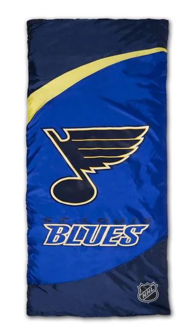 St Louis Blues Nhl Sleeping Bag 11031787 Overstock