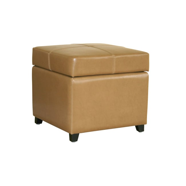 Light Brown Ottoman Leather
