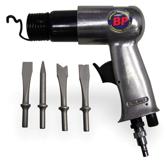 Shop Buffalo Tools 7 Piece Air Hammer Set Free Shipping On Orders Over 45 Overstock Com 3309259