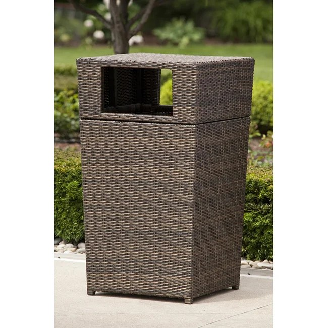 All Weather Wicker Dining Set