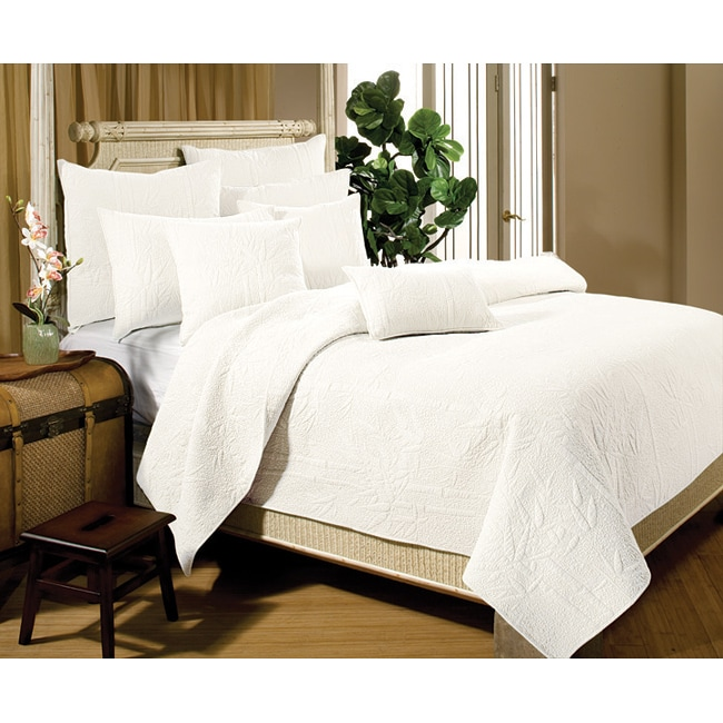 King Size Quilts White