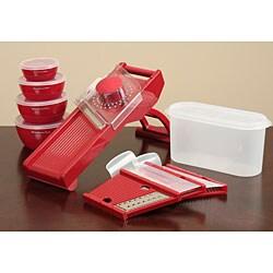 KitchenAid Red Mandoline Slicer 11910147 Shopping Big Discounts On