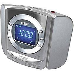 Rp5640 Cd Mp3 And Am Fm Clock Radio