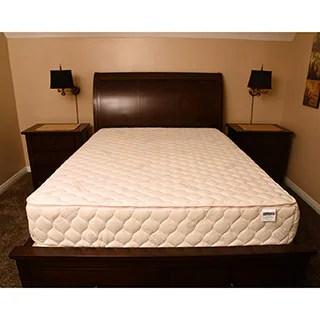 Amboise 12 Inch Cal King Size Adjule Comfort Latex Mattress Option California
