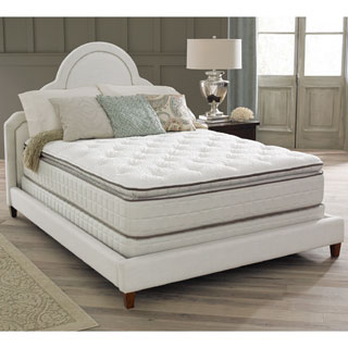 Spring Air Premium Collection Noelle Pillow Top King Size Mattress Set