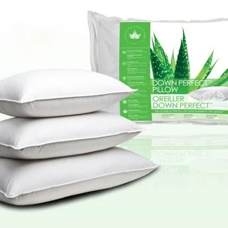 shop canadian down feather company down perfect pillow free shipping today overstock 11417772