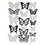 Pvc Butterfly Design Diy Wall Stickers Art Wall Decal Home Room Decor