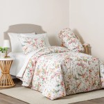 Carmela 3 Piece Floral Print Twin Twin Xl Comforter Set On Sale Overstock 31709141