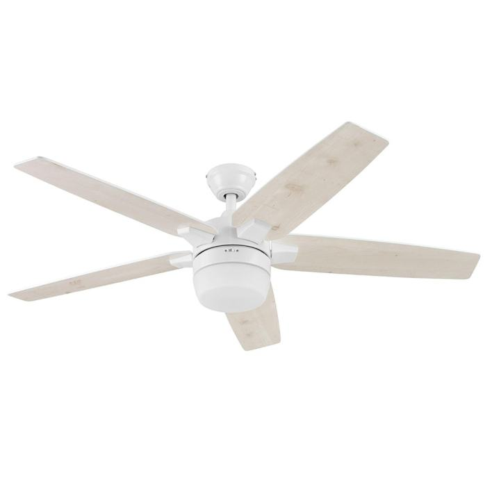 The New Home Dorsey IO Modern SMART Ceiling Fan-Simply Butterfly Kisses