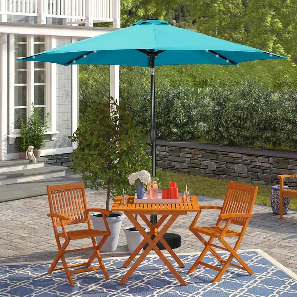 water resistant patio umbrellas