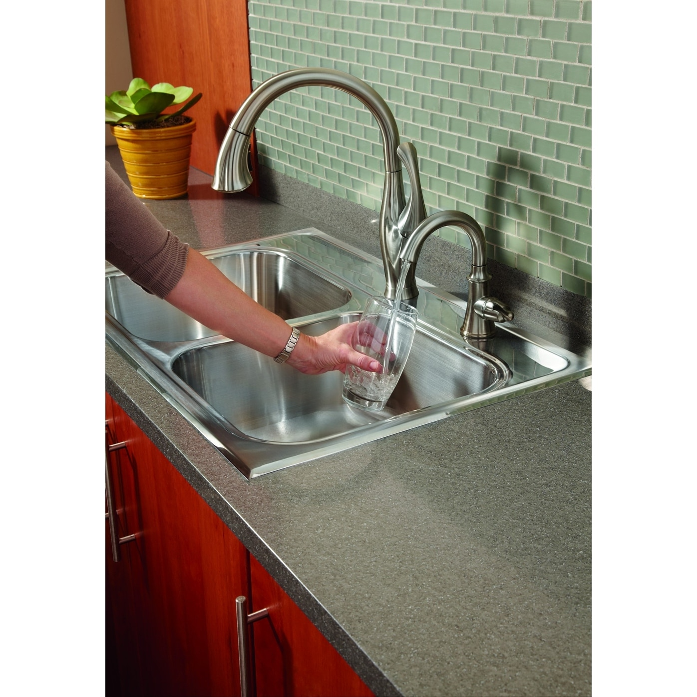 delta 1914 dst cold only beverage faucet works with reverse osmosis