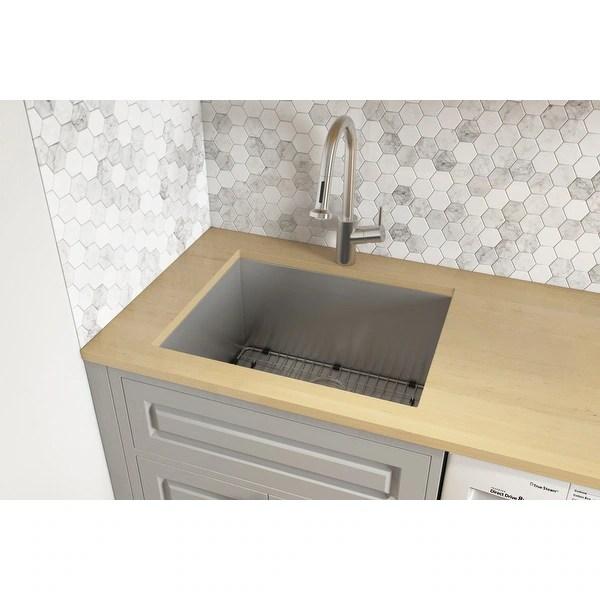 https www overstock com home garden ruvati 24 x 18 x 13 deep laundry utility sink undermount 16 gauge stainless steel rvu6124 32332741 product html