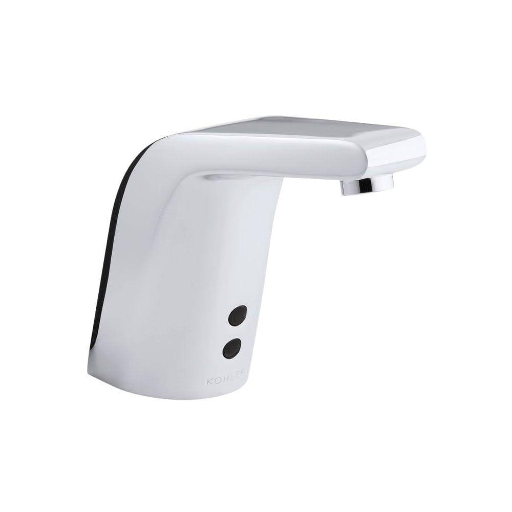 kohler k 7514 touchless single hole bathroom faucet with 30 year hybrid energy cell