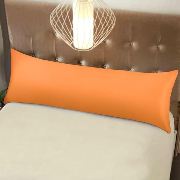 orange pillowcases online at overstock
