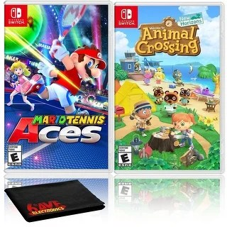 Shop Mario Tennis Aces + Animal Crossing: New Horizons ... on Animal Crossing Kitchen Counter  id=13114