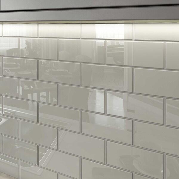 buy grey glass backsplash tiles online