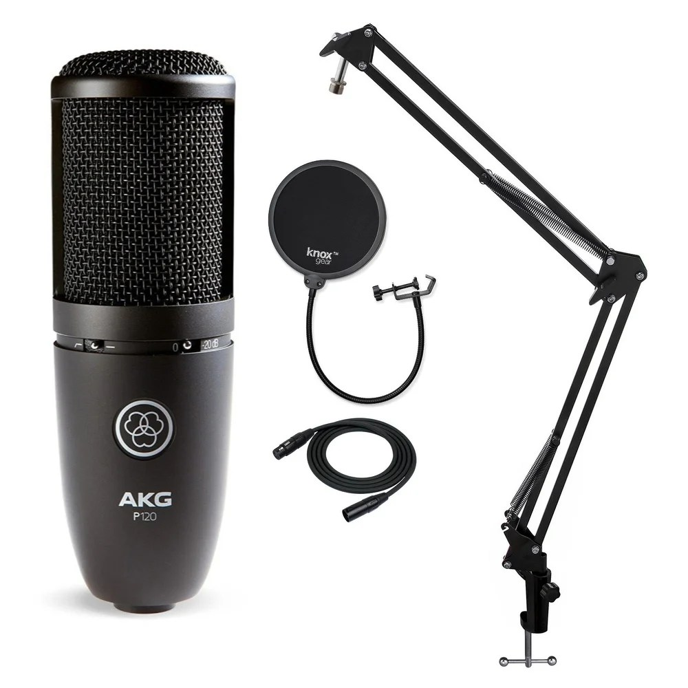 High Performance Recording Microphone