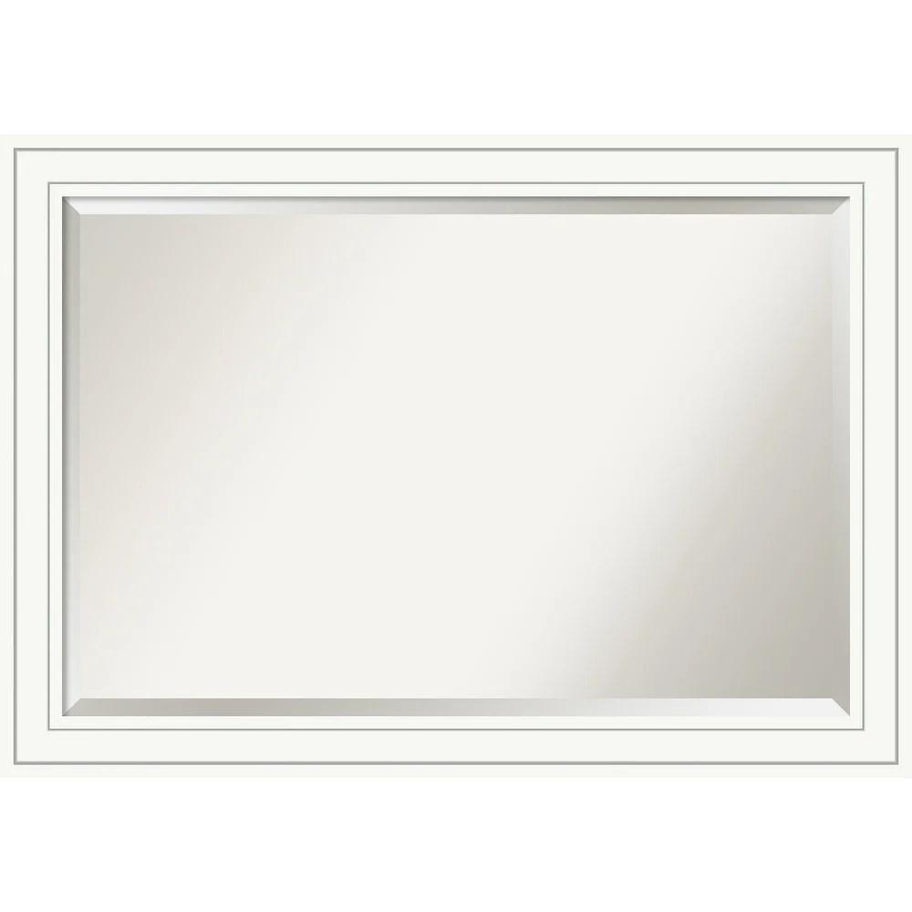 white bathroom vanity mirrors shop
