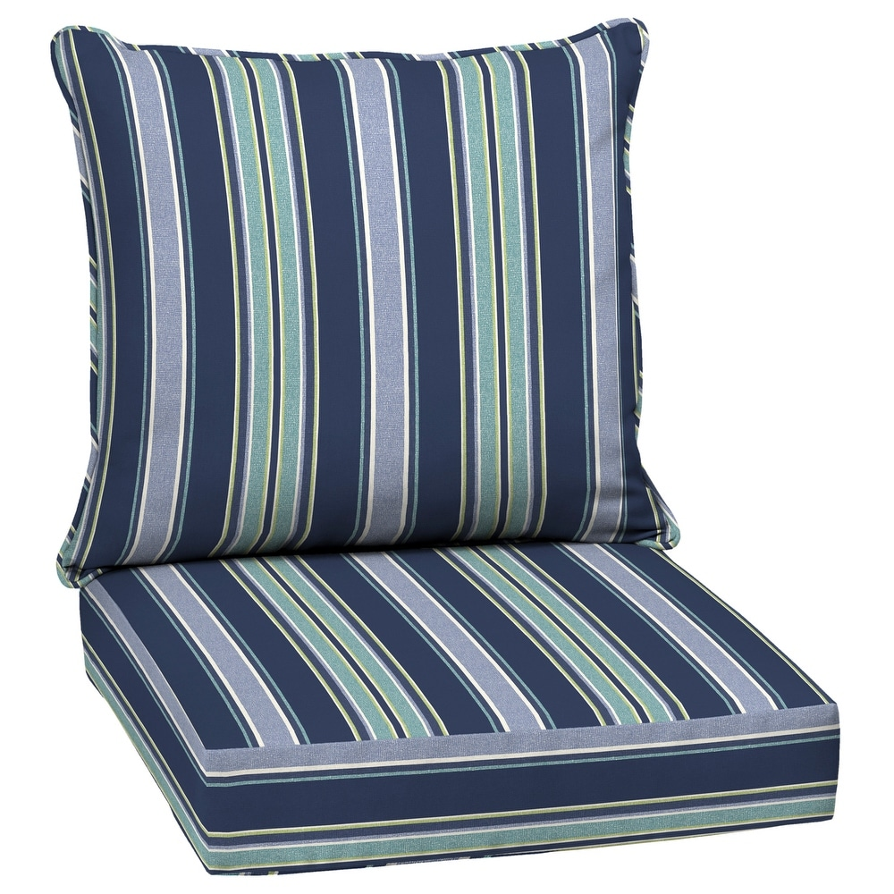 buy striped outdoor cushions pillows