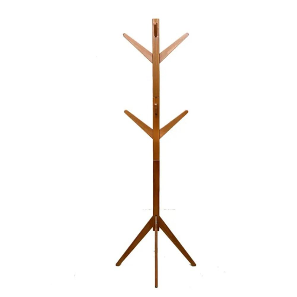 beewoot coat rack stand coat tree hall