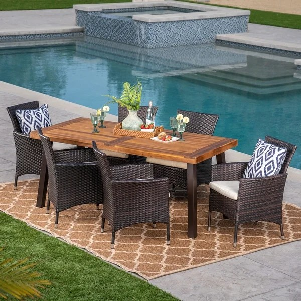 outdoor dining sets online at overstock