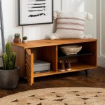 Strick Bolton 44 Inch Solid Wood Storage Bench On Sale Overstock 31288564