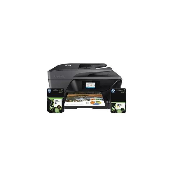 Shop Hp Officejet Pro 6978 Aio Printer Bundle Officejet