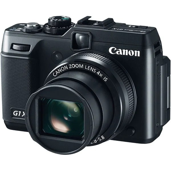 Shop Canon PowerShot G1 X Digital Camera (International ...