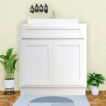 Vanity Art 24 Inch Solid Wood Single Sink Bathroom Vanity Cabinet On Sale Overstock 16150641