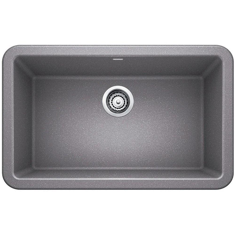blanco 4017 ikon 30 silgranit farmhouse apron front single bowl kitchen sink