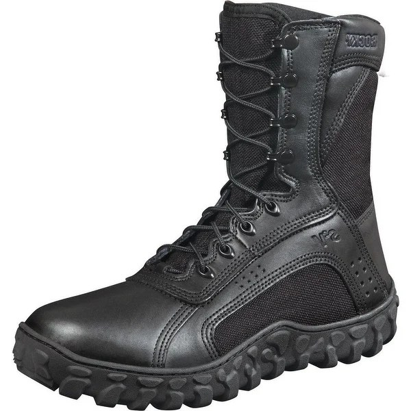 Shop Rocky Tactical Boots Mens 8 Quot S2v Special Opps Black