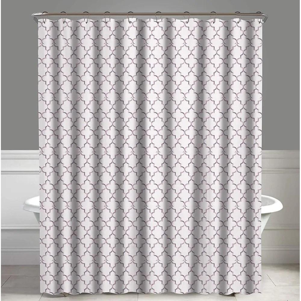 purple shower curtains find great