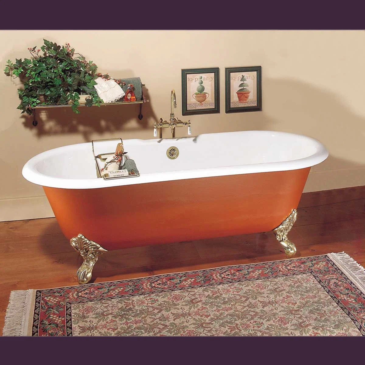Claw Foot Tubs For Less Overstock
