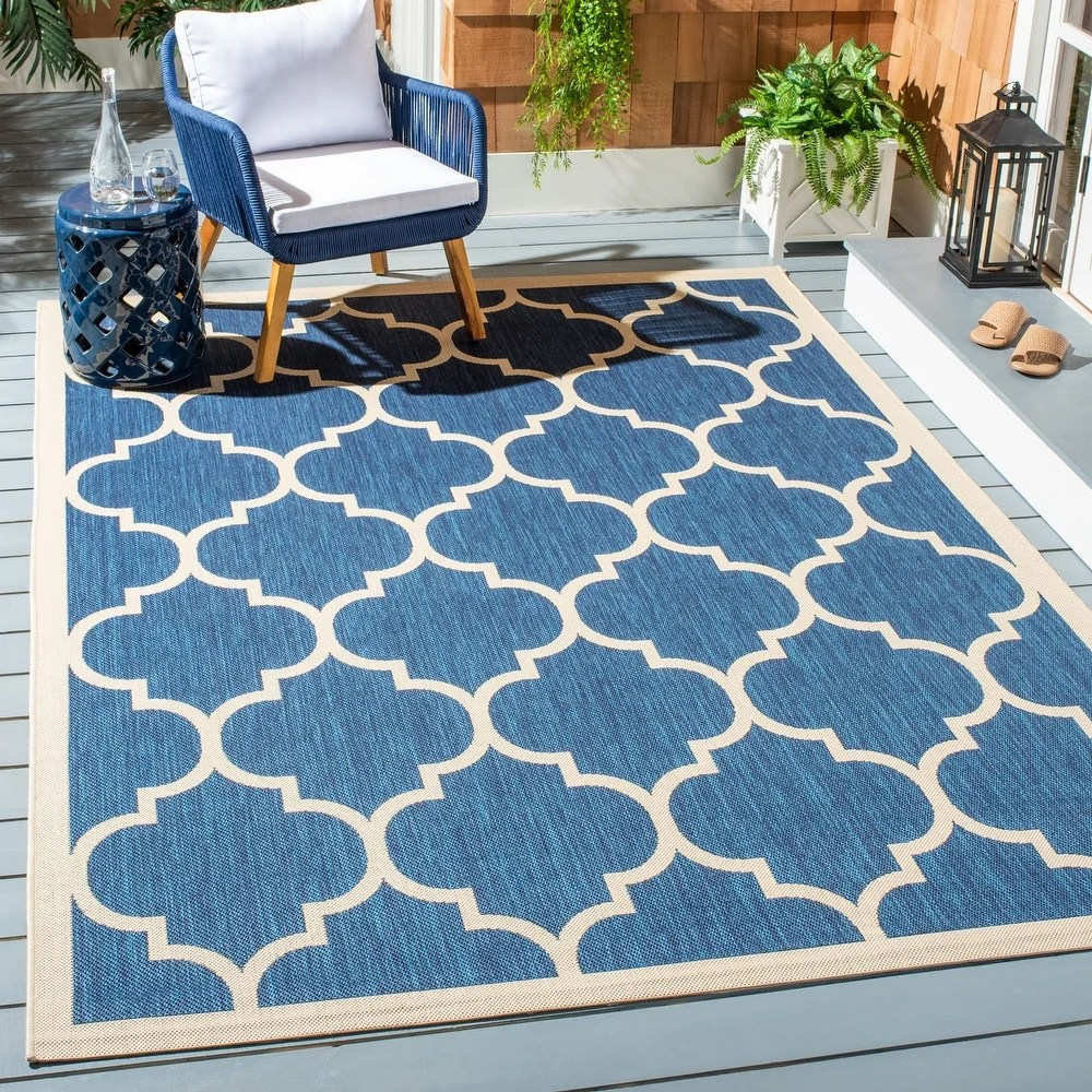 buy outdoor round area rugs online at