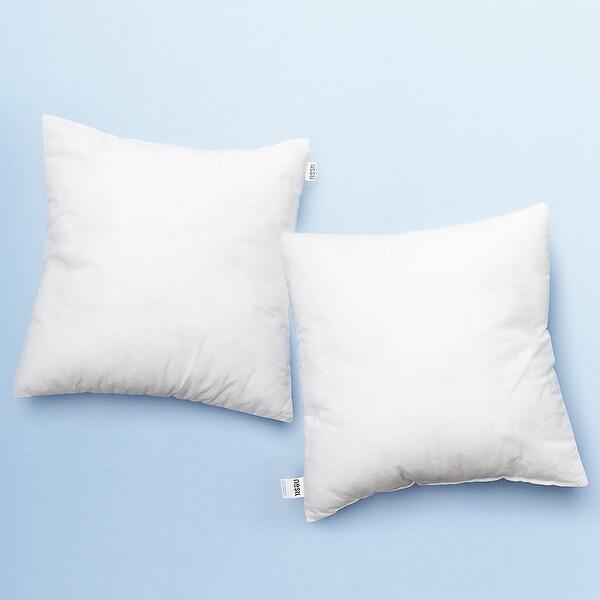 nestl bedding throw pillow insert