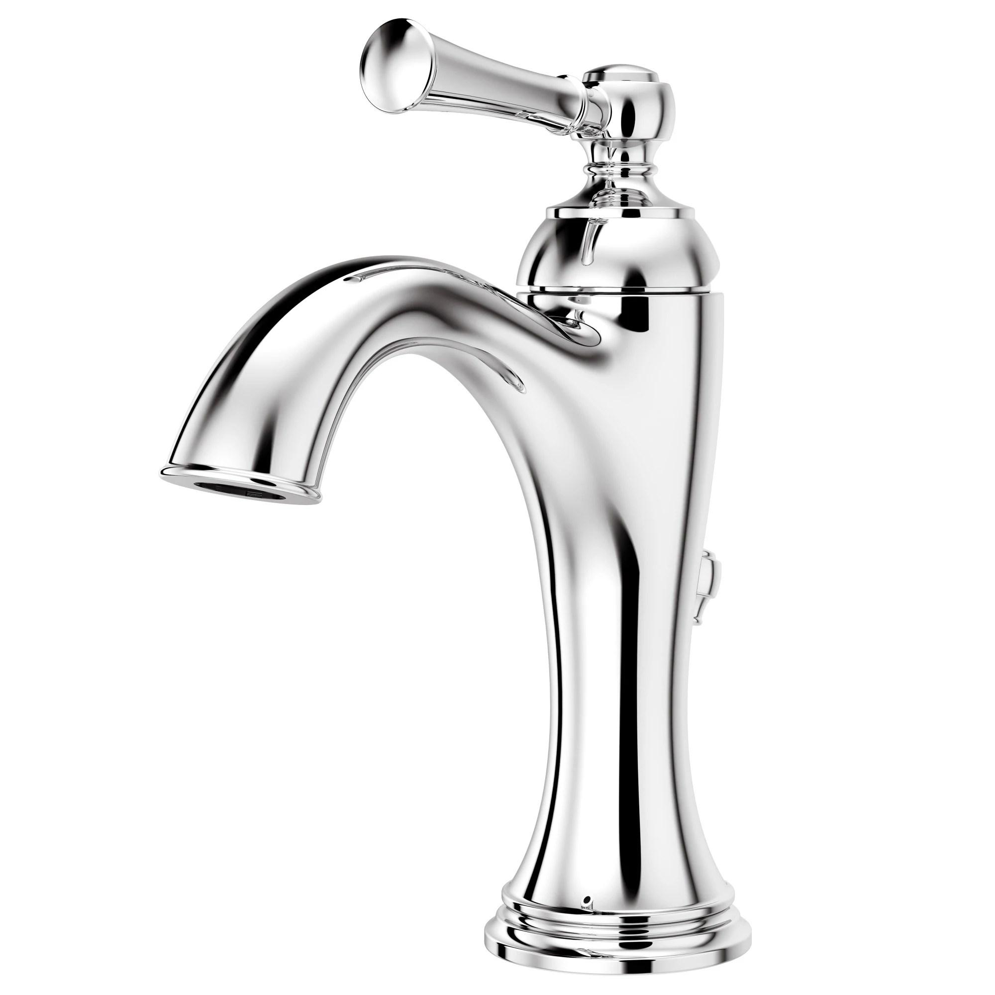 pfister lg42 tb0 bathroom sink faucets single hole
