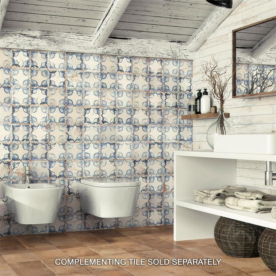 somertile 13x13 inch oliver ceramic floor and wall tile