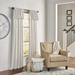 Mercantile Drop Cloth Curtain Panel On Sale Overstock 31411177