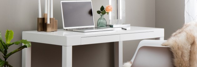 Buy White Desks   Computer Tables Online at Overstock com   Our Best     White Desks and