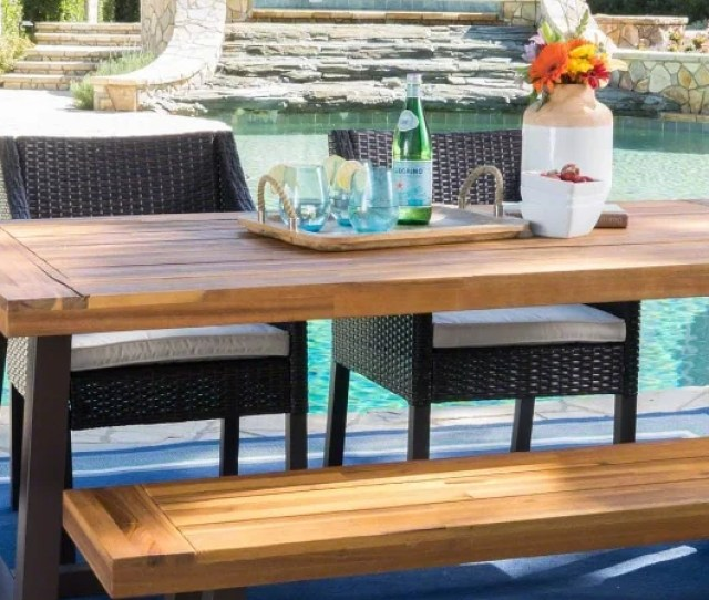 Patio Furniture Essentials
