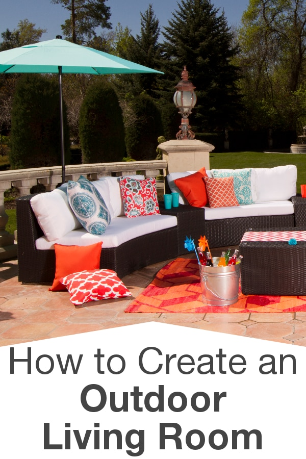 How to Create an Outdoor Living Room   Overstock™ on Outdoor Living Shop id=12198