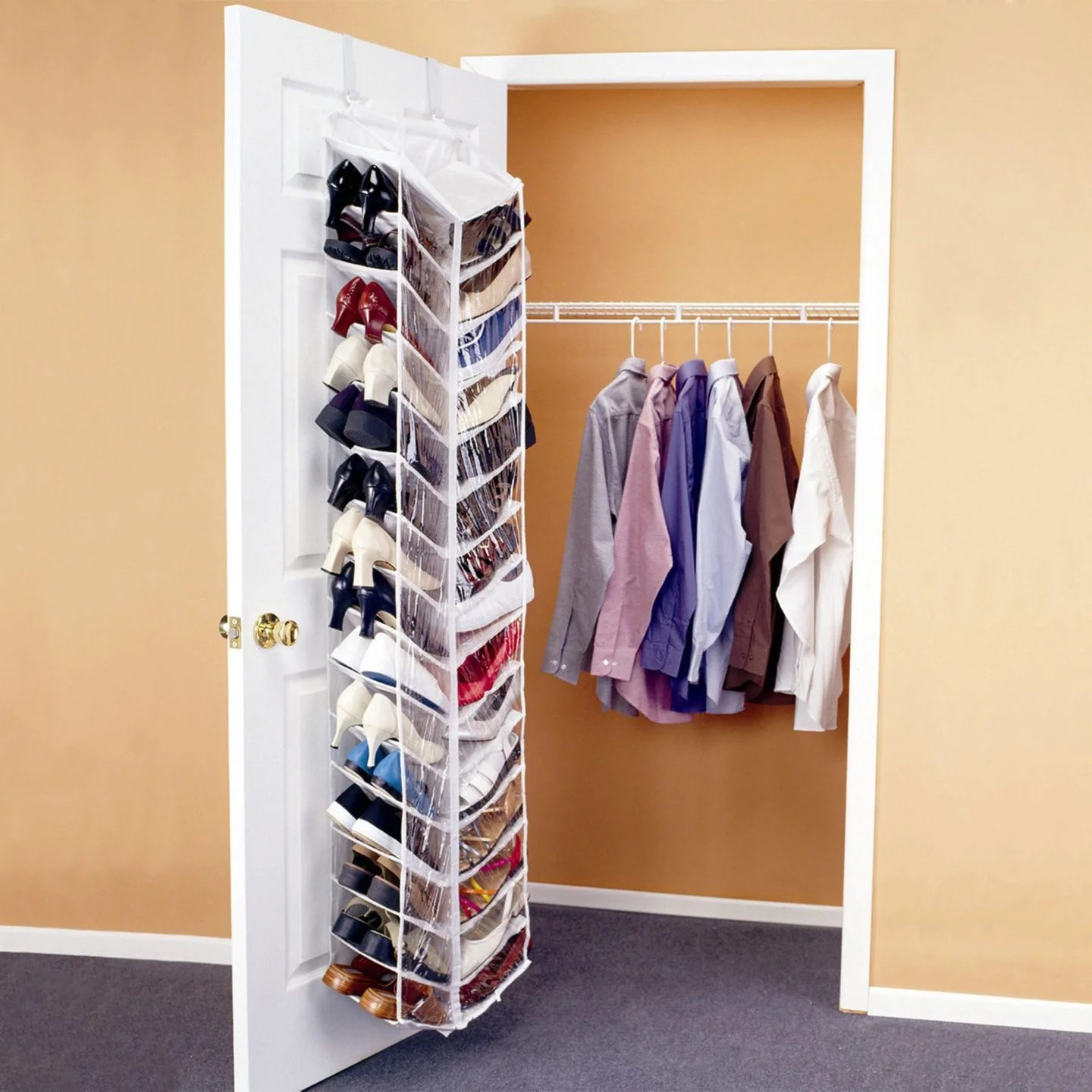 4 types of shoe storage solutions for