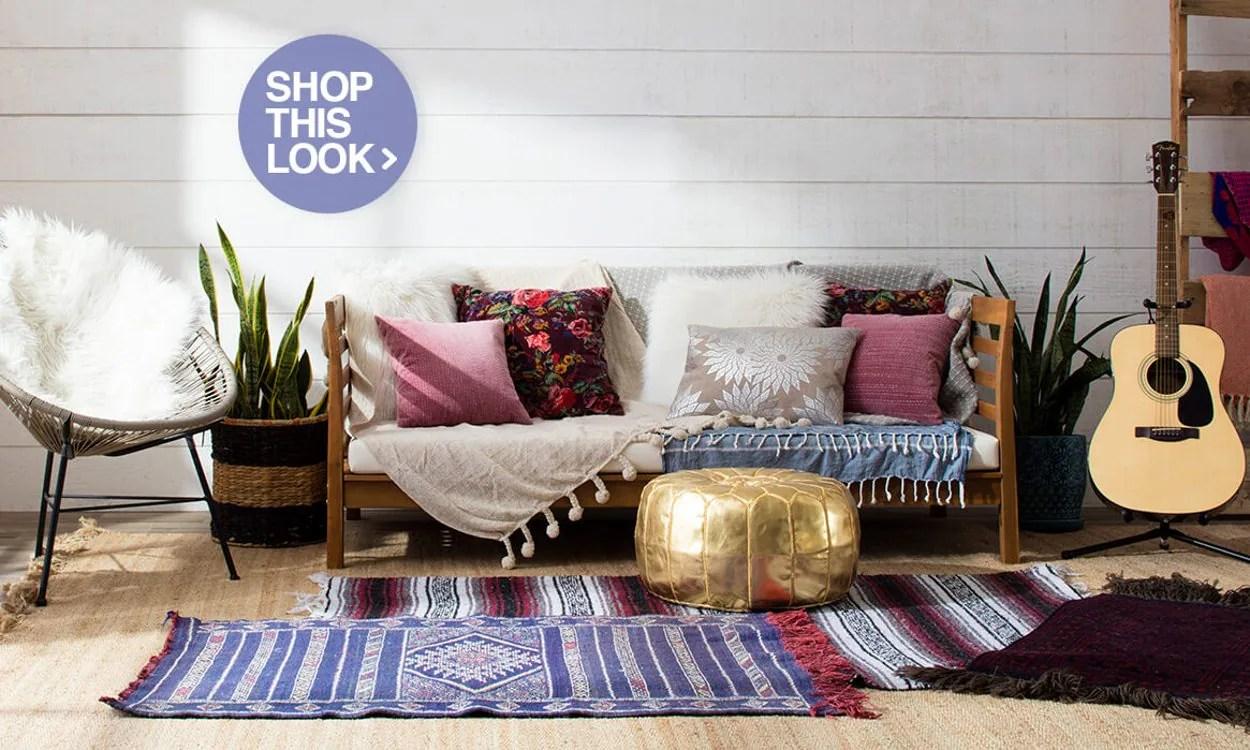 Boho Chic Furniture Decor Ideas You Ll Love Overstock Com