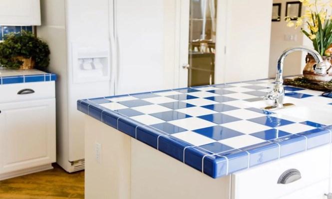 Tile For Kitchen Countertops
