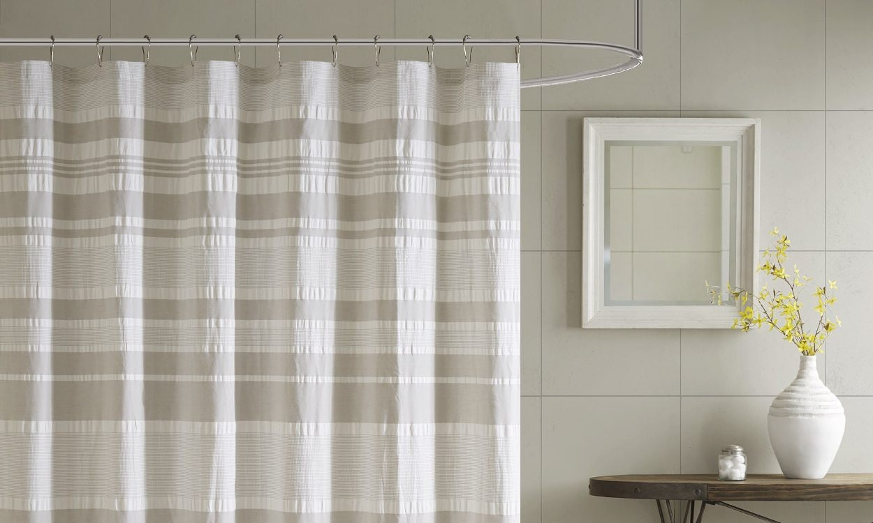 5 Tips On Using Cloth Shower Curtains Overstock Com
