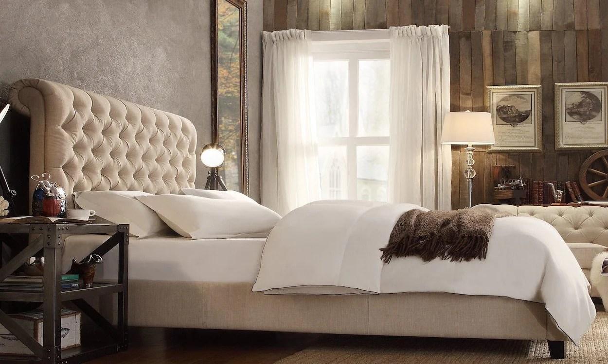 Top 5 Bedroom Curtain Ideas - Overstock.com Tips & Ideas on Bedroom Curtain Ideas  id=26558