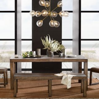 to decorate your dining room table