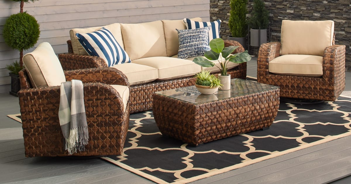 how to buy outdoor furniture that lasts