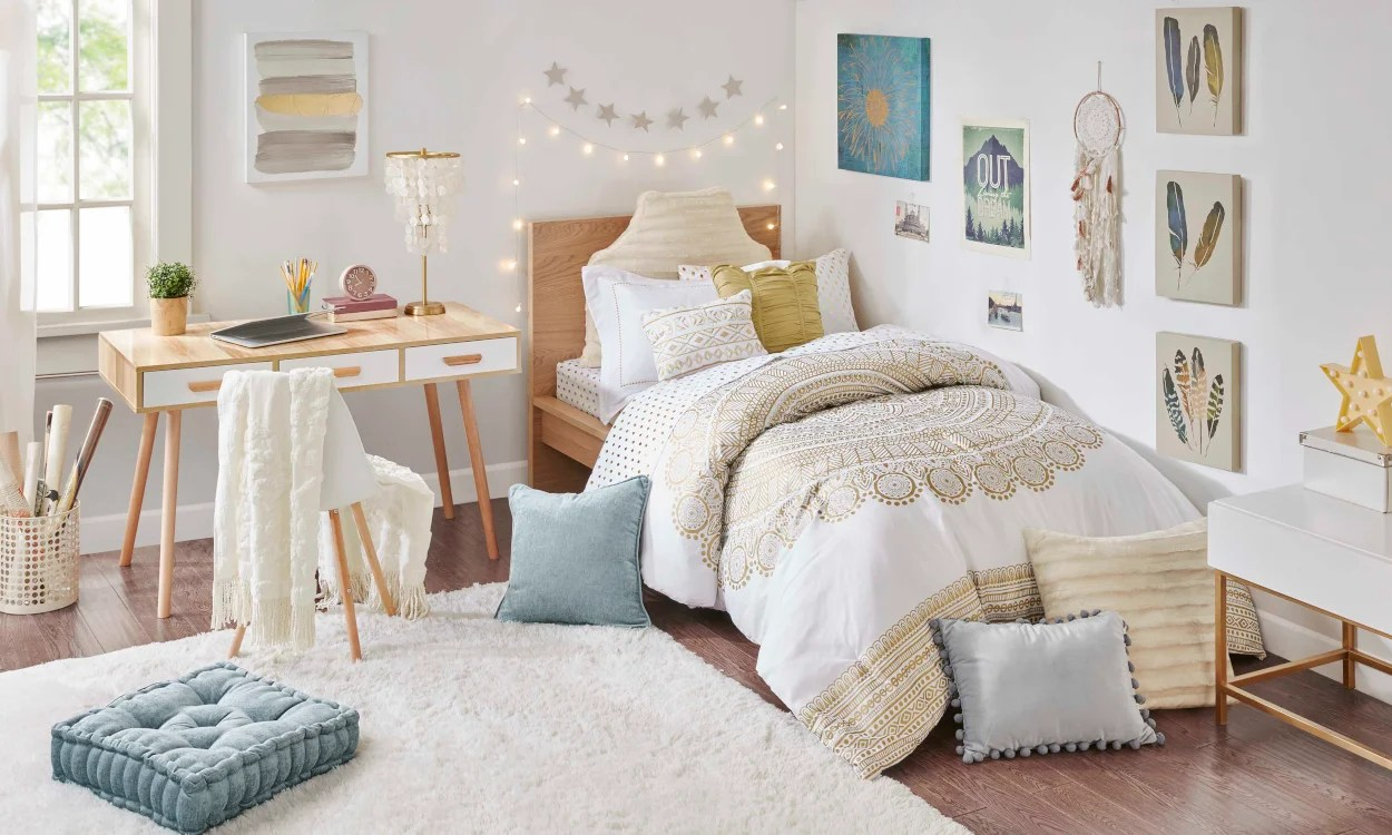 Dorm Decorating Ideas To Match Your Style Personality